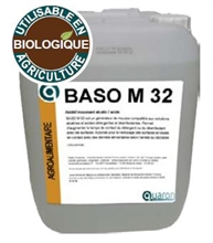 Additif moussant Baso M 32