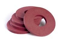 Rondelles de protection pour tuyaux