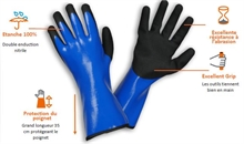 Gants long Liquido - Multi usages