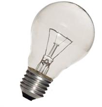 Ampoules standard renforcées E27 - 60W