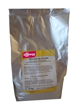 Bentonite poudre