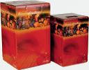 Carton Bib Bag in Box 10L Offset Terroir et Nature - Patte simple