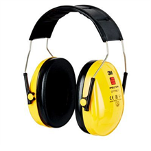 Casque antibruit Peltor™ 3M™