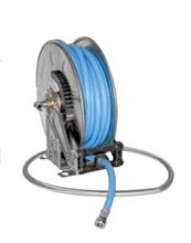 Enrouleurs standards de tuyaux automatiques inox