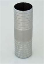 Raccords doubles tubes à ligaturer mâles MACON inox 304